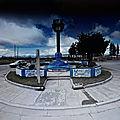 Rond-point à el alto (bolivie)