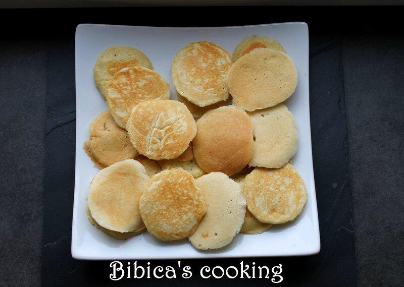 """Pancakes """"5 minutes"""""""