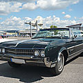 Oldsmobile ninety eight 2door convertible 1966