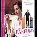 Concours les parfums : des dvd & blu ray à gagner d'une belle comédie dramatique française