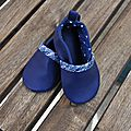 Chaussons liberty voitures