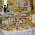 Marché artisanal - Lentilly - 22 mai 2005