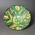 Bowl, iran, nishapur, 10th century