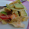 Salade californienne