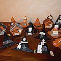 Le stage scrapbooking spécial halloween pour les enfants