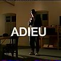 Adieu au tns (1998) de jean-luc godard
