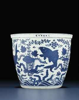 an_extremely_rare_ming_large_blue_and_white_carp_fishbowl_wanli_six-ch_d5448067h