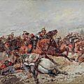 Beauquesne, guerre franco-prussienne, bataille de Reichshoffen (1910)