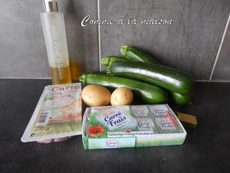 131202 - Velouté courgettes jambon carré frais (1)