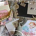 Présents offerts par ma Céline pour mon Anni * 2012