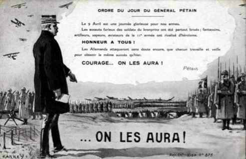 Pétain on les aura