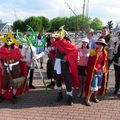 Groupe Cosplay One piece 3