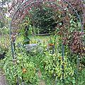 Un autre jardin ...
