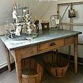 Ancien bureau restauré