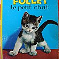 Follet, le petit chat 1958