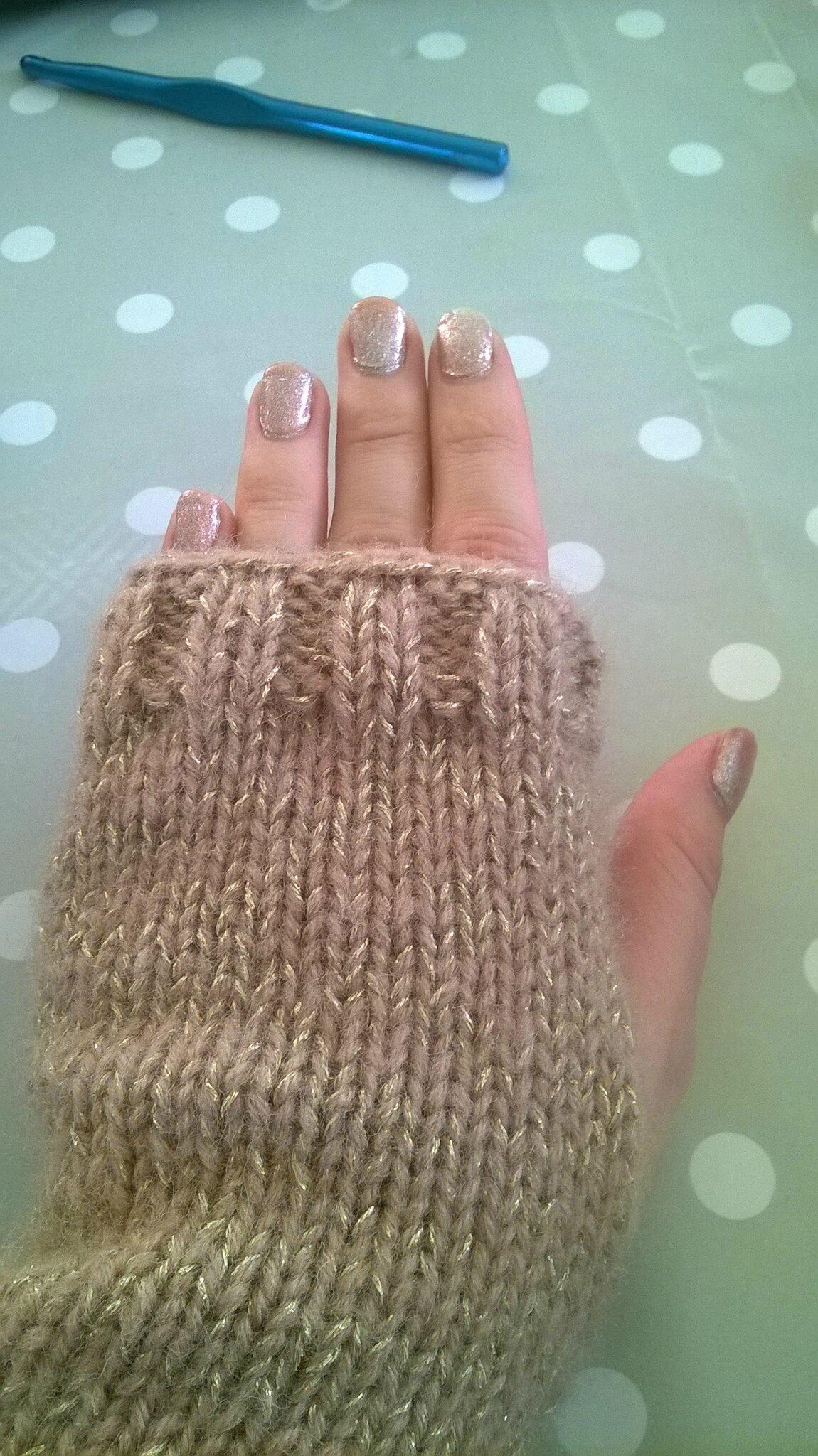Idée cadeau N°1 ... que faire avec des restes de laine