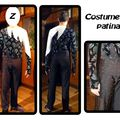 Costume de patinage