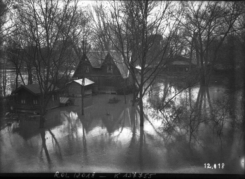 1910-11-19 puteaux inondation ile de puteaux tennis