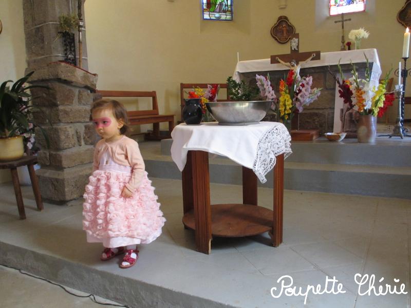 Baptême Poupette Chérie 06