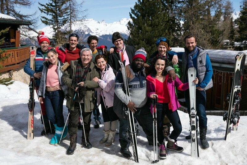 Prime Nos chers Voisins au ski