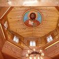 Intérieur de l'église orthodoxe