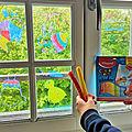 {test & avis} feutres pour vitres color'peps window