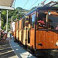 Découvrir la montagne avec le train de la rhune [nos vacances au pays basque - été 2015]
