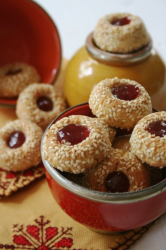 halwate jenjlane et confiture - passion culinaire 2