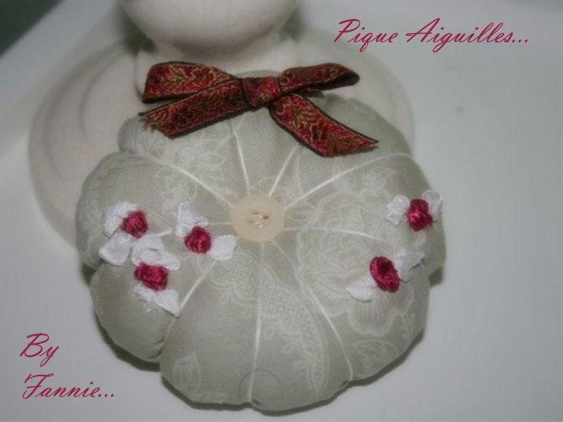 Pique Aiguilles By Fannie