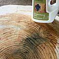 éclaircir le bois par Le Meuble du Photographe