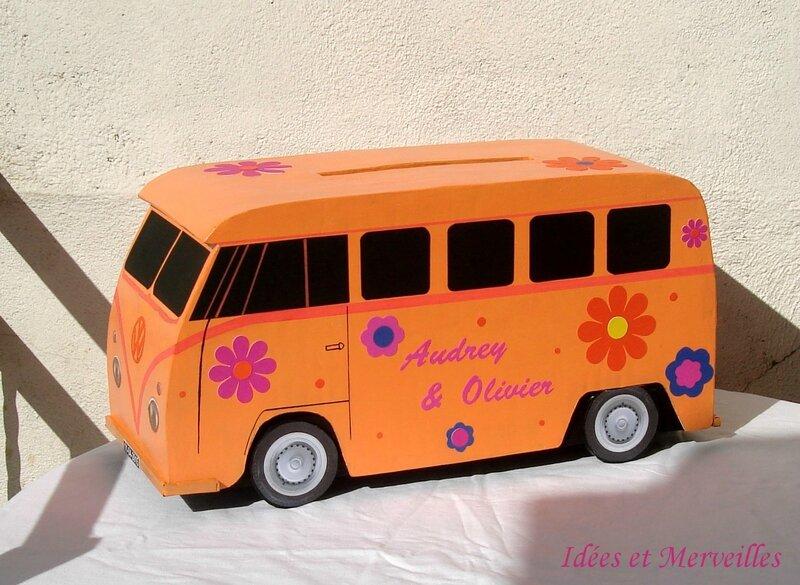 urne kombi-van- volkswagen-hippie-flower power - idees et merveilles 2