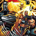 marvel deluxe ultimate x-men 05 un jeu dangereux
