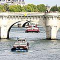 Eté parisien