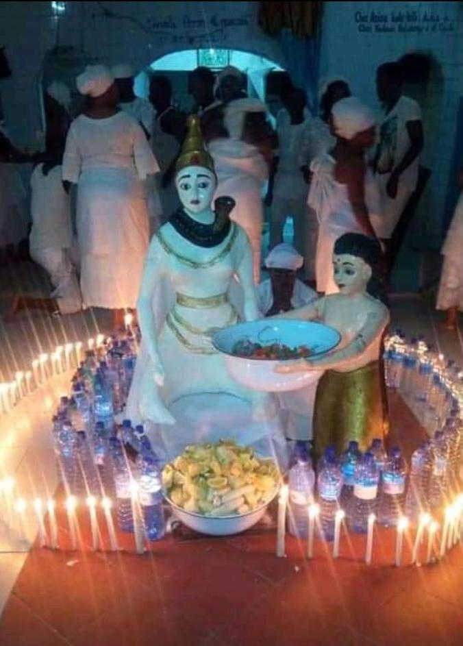 Initiation mami wata pour devenir un Homme puissant, riche Le rituel de mamiwata je cherche un marabout competent,