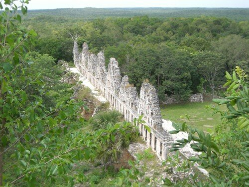 Uxmal - House of the Pigeons