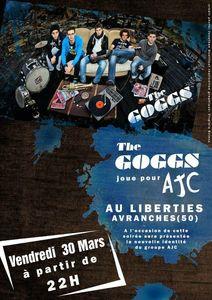 the Goggs Avranches Amitié Jeunesse Coopération Madagastar 2012