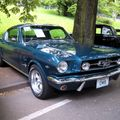 Ford mustang fastback de 1965 01