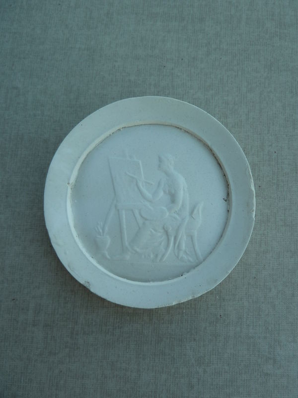 WEDWOOD PEINTRE