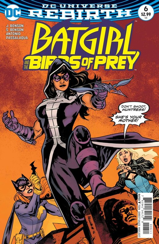 rebirth batgirl and the birds of prey 06