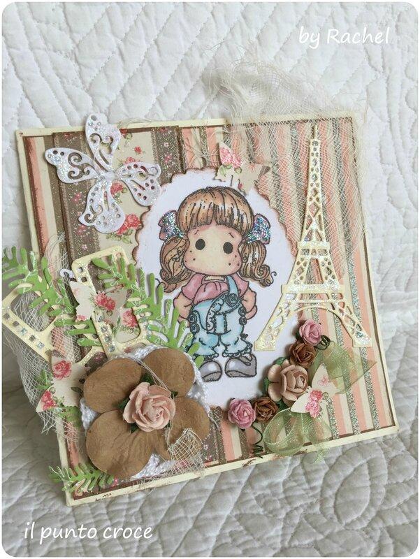 scrap cartolina by Rachel