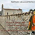 Puyravault septembre 1469 – entrevue de réconciliation entre louis xi et son frère charles de france duc de guyenne, au braud.