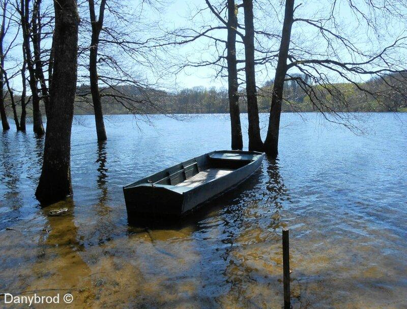 lac bouzey