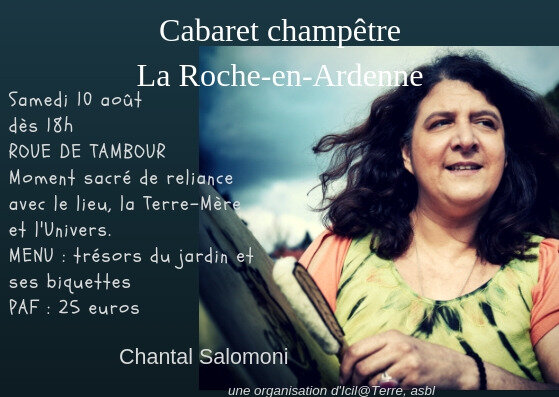 Cabaret aout chantal