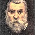 Le tintoret, 500e anniversaire