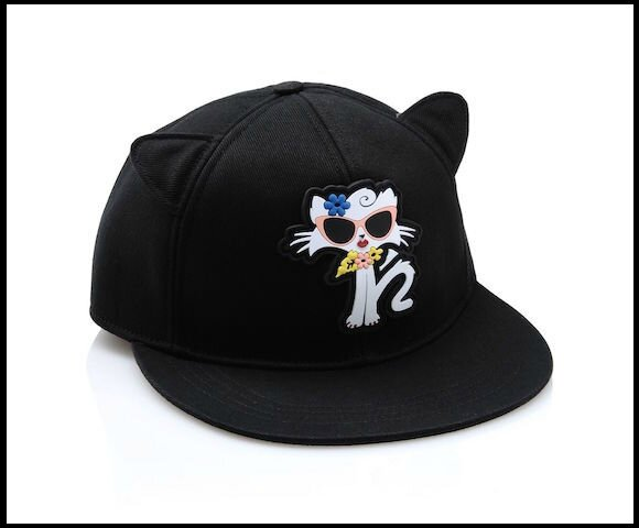 karl lagerfeld casquette