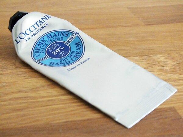 1 Crème Mains Karité L'Occitane