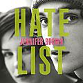 Jennifer brown, hate list