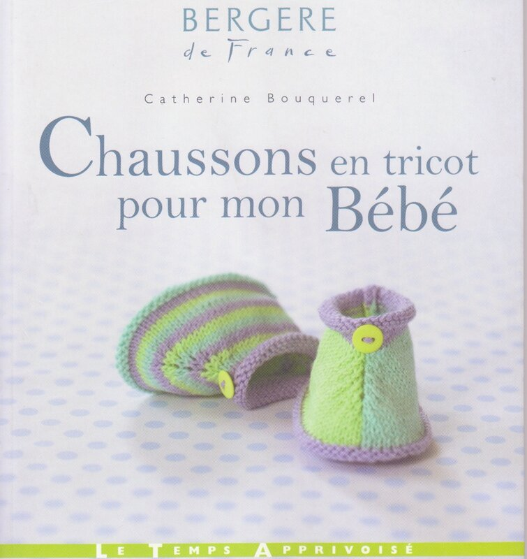chaussons bb bouquerel