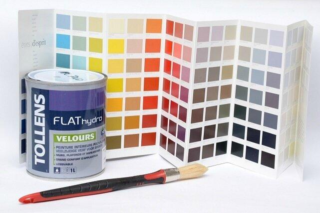 peinture tollens