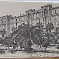 Cannes - Hotel Continental